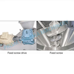 Feed Screw & Feed Screw Drive Assembly