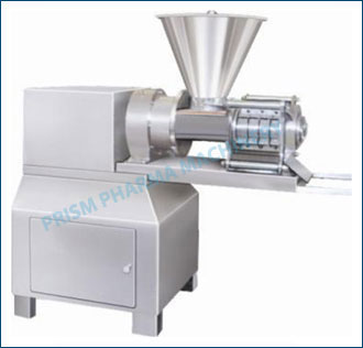 Single Screw Axial Extruder