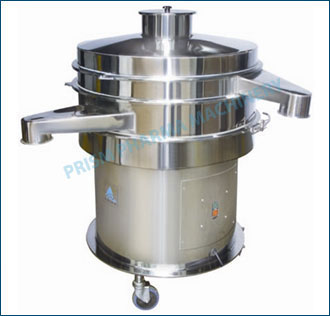 Vibro Sifter Tablet Press Tablet Machine