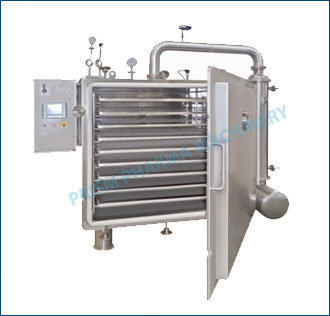 Vacuum Shelf Tray Dryer