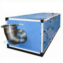 Double scan Inlet Air handling Unit
