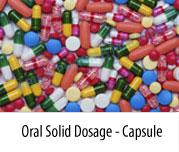 Oral Solid Dosage Capsule