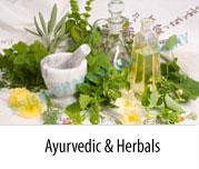Ayurvedic & Herbals