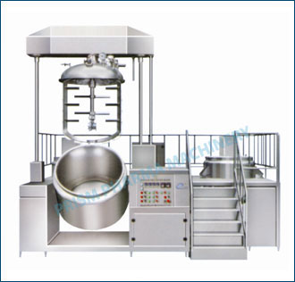 Ointment/ Cream/ Tooth Paste Manufacturing Plant - 500 L