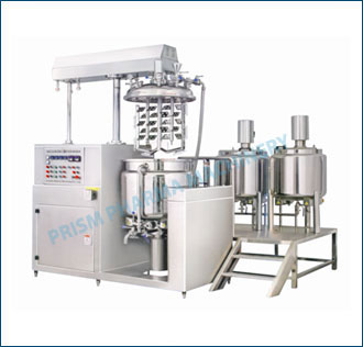 Ointment/ Cream/ Tooth Paste/ Gel Manufacturing Plant- 1000 L