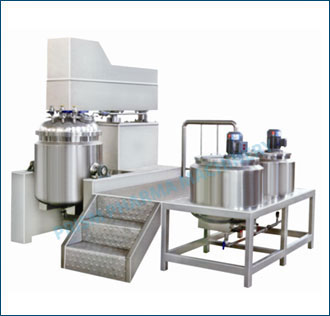 Ointment/ Cream/ Tooth Paste/ Gel Manufacturing Plant- 600 L