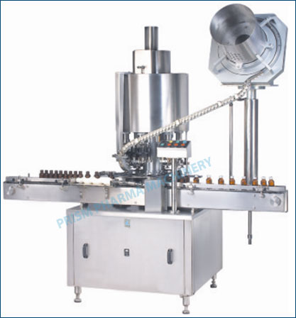 Automatic Single Head Ropp Cap Sealing
