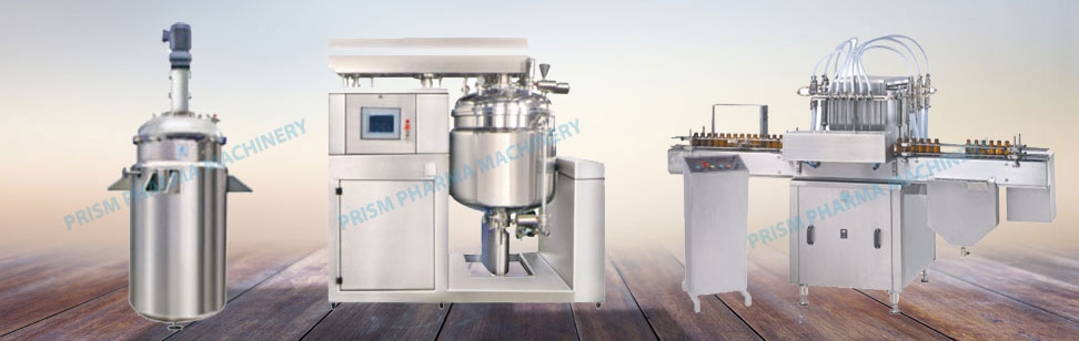 Pharma Machine Manufacturer in India