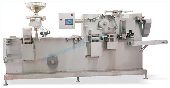 Blister Packing Machine - Alu Alu- EXCEL-44 Model