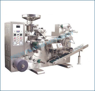 Blister Packing Machine - Alu PVC