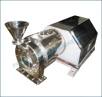 Continues Pusher Centrifuge