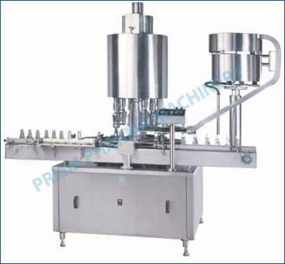 Multi Head Cap Sealing Machine