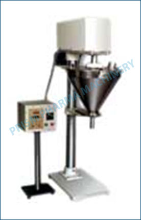 Semi Automatic Dry Powder Augar Filling