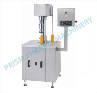 Semi Automatic Screw Cap Sealing Machine