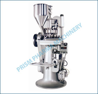 Single Rotary Tablet Press - PTCMD3