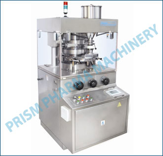 High speed Tablet Press-TabXpress-PUV