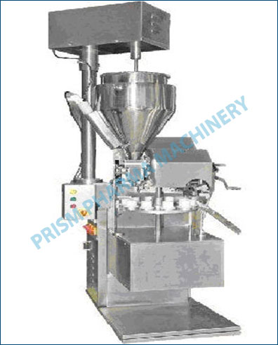 Tube Filling Sealing Machine-PTFS-1