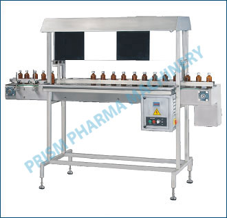 Visual Bottle Inspection Machine- 2x2